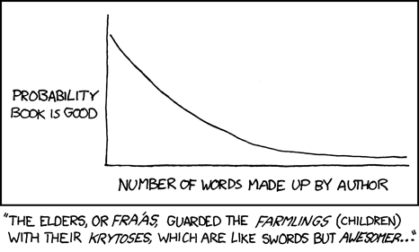 xkcd's opinion